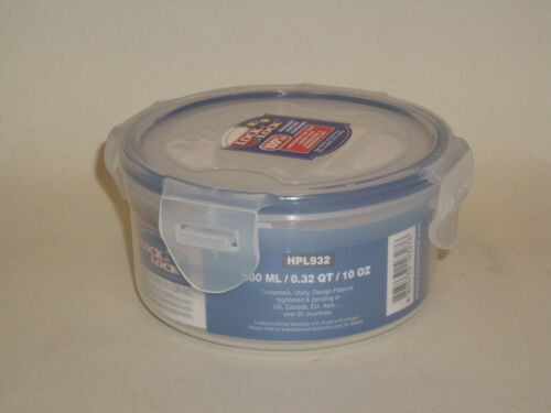New Lock and /& Lock Round 300ML Food Container HPL932