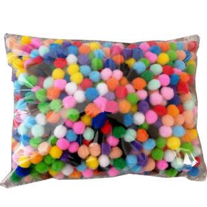 2000x-DIY-Mixed-Color-Soft-Fluffy-Pom-Poms-Pompoms-Ball-8mm-for-kids-Craft