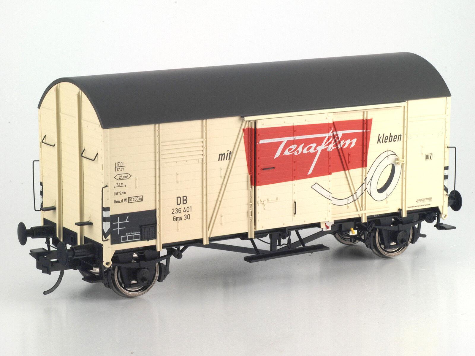 Brawa 37350 DB 2achs ged Güterwagen TESA -FILM beig Ep3 limit W13 Spur 0 NEUOVP  | Luxus