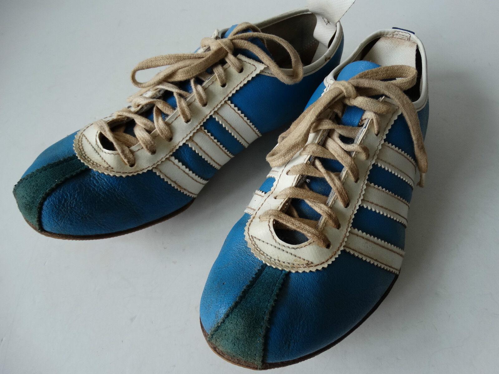 Vintage Adidas SPRINT Spikes Laufschuhe Gr 38(6) Sprinter Sprinter Sprinter Trainers very rare 3e3c36