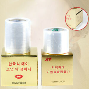 Plastic-Cover-Wrap-Film-Microblading-Eyebrow-Tattoo-Beauty-Makeup-Lip-Brow