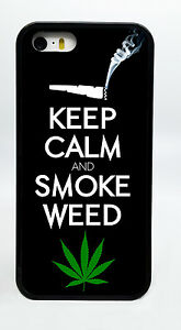 NEW-KEEP-CALM-AND-SMOKE-WEED-POT-PHONE-CASE-COVER-FOR-IPHONE-6S-6-PLUS-5C-5S-5-4