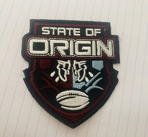 State-Of-Origin-Nrl-Patch-badge-Iron-On