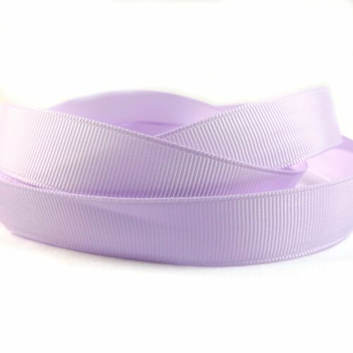 "35 Plain Coloured Double Sided Large 19mm - 20mm Grosgrain Ribbon 3//4/"" inch"