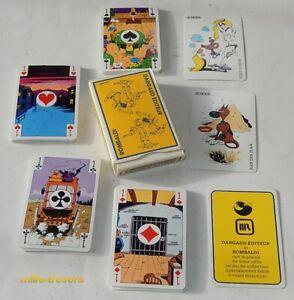 JEU-de-54-CARTES-Lucky-LUKE-DARGAUD-Editeur-et-ROMBALDI-1981-MORRIS-COMPLET
