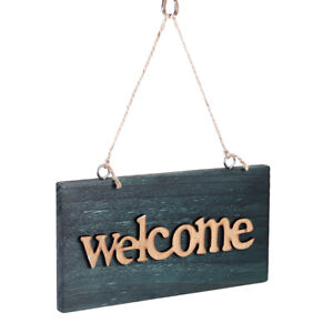 Retro-Closed-Open-Welcome-Sign-Wood-Cafe-Shop-Door-Hanging-Plaque-Wall-Decor-W