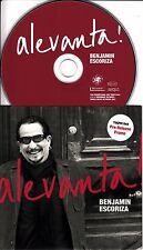 BENJAMIN ESCORIZA Aleventa! 2007 UK 11-track promo CD