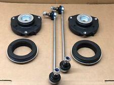 2X Suspension Shock Strut Top Absorb Mount /& Bearing VW Touran 6N0412249D