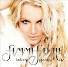 Femme Fatale [Digipak] by Britney Spears (CD, Mar-2011, Jive (USA))