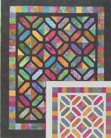 Carrefour Quilt Pattern By Marjorie Rhine Of Quilt Design Northwest