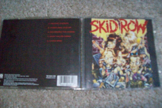 SKID ROW - B-Side Ourselves - 1992 - CD