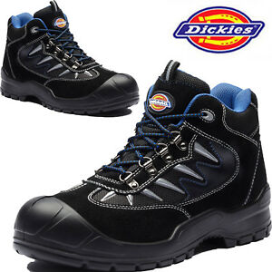 MENS DICKIES STORM SAFETY BOOTS STEEL