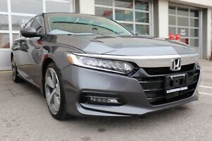 2018 Honda Accord Touring 2.0T, One Owner, No Accidents, Bought Here