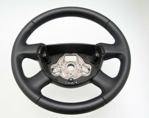 Lenkrad beziehen mit Leder für Volkswagen Passat  2005-2009  NEU LEDER