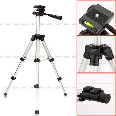 New Aluminium Tripod Digital Camera Portable Stand Holder For Canon Nikon Sony