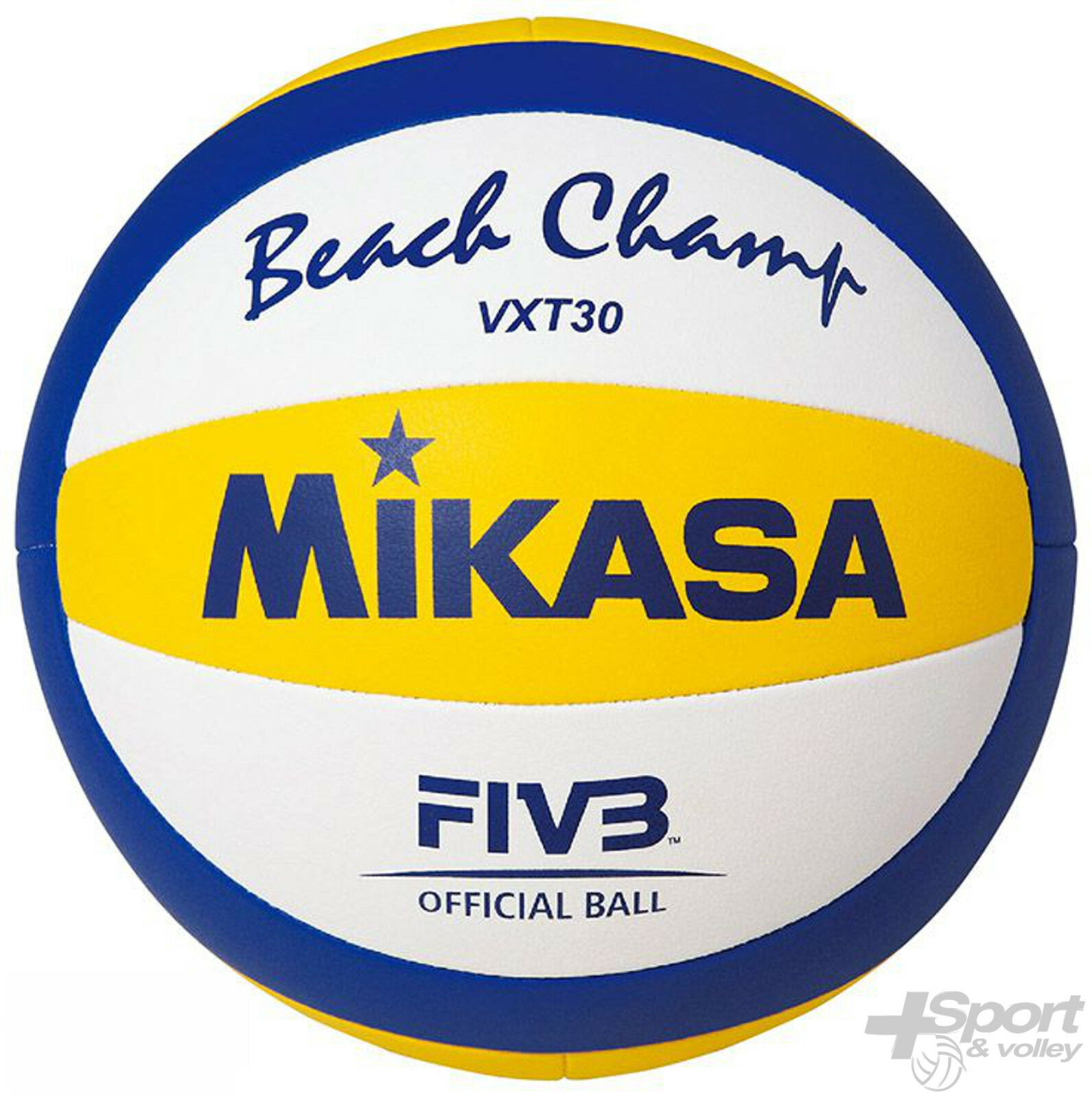 Ball Strand Volleyball Mikasa Strand Champ VXT30