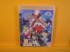 ps3 CROSS EDGE X Game Rpg Adventure PAL ENGLISH UK VERSION