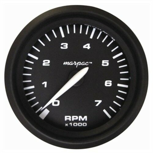 Stiefel Marine Premier Performance Gewölbt Tachometer Anzeige 0-7000 Rpm