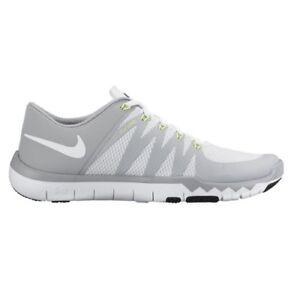 Nike Free Trainer 5.0 V6 Cross Training Mens Shoes Whit