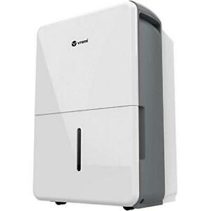 Vremi 50 Pint 4,500 Sq Ft Dehumidifier Energy Star for Large Spaces & Basements