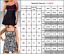 Womens Swimdress Swimming Costume With Skirt Tummy Control Swimwear Beachwear