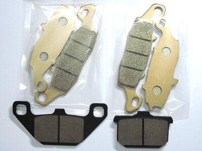 Front Rear Brake Pads For Kawasaki VN 1500 D//E Vulcan Classic VN1500 Free Ship