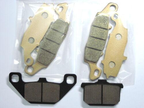 Front Rear Brake Pads For Kawasaki VN1500 D//E Vulcan Classic 1997 BRAKES 3 SETS
