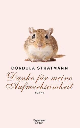 1 von 1 - Danke für meine Aufmerksamkeit von Cordula Stratmann (2013, Gebundene Ausgabe)