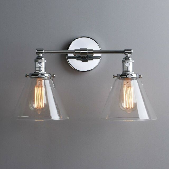 Phansthy 2 Light Wall Sconce