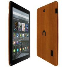 Skinomi� Light Wood Cover Skin+Screen Protector for Wikipad 7 Tablet+Controller