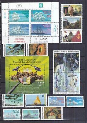 Sonderabschnitt Marshall Insel Postfrisch Jahrgang 1994 Siehe Bilder Ausreichende Versorgung