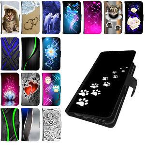 Fuer-Sony-Xperia-XA2-Huelle-Handy-Tasche-Flip-Case-Cover-Bumper-Schale-Etui-Motiv
