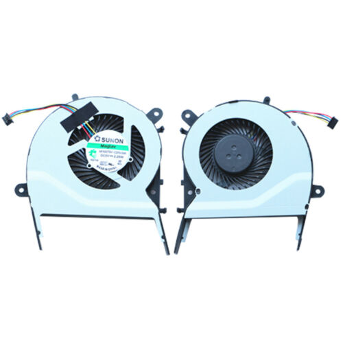 New CPU Cooling Fan Fit ASUS X555LD X555LA X554L X555L X555LJ X555LI X555LA