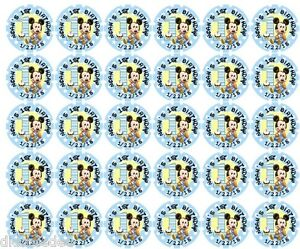108-Mickey-Mouse-1st-First-Birthday-Hershey-Kiss-Labels-Stickers-Personalize