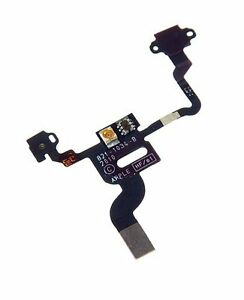 Flex-Cable-flat-connettore-sensore-prossimita-accensione-on-off-per-iPhone-4