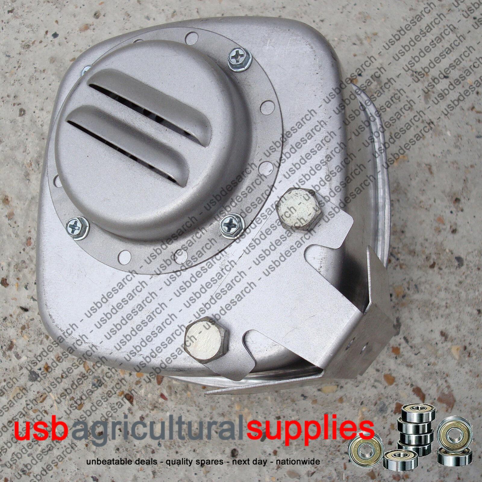SILENCIADOR De Escape 10 12.5 HP Genuino Briggs & Stratton BS491413 BS691874 BS394170
