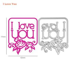 I-Love-You-Cutting-Die-Stencil-Scrapbooking-Paper-Embossing-DIY-Album-Card-Gifts