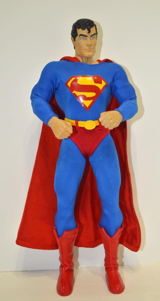 - direkte superman bis 6 - 13 1   2  - action - figur 2005