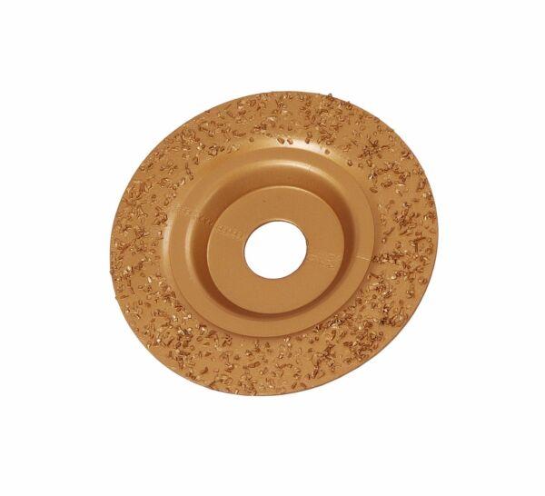 """1 X 4.5"""" / 115mm Tungsten Carbide Grinding Disc / Cup Disc Ct3089 100% Origineel"""