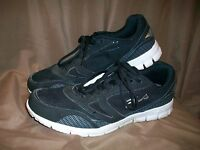 *USED* *WORN* FILA RUNNING SHOES MENS SIZE 13 BLACK