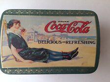 Vintage  Coca Cola Tin BOX 1993