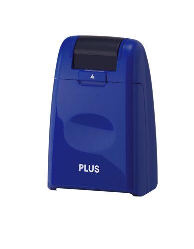 blau PLUS JAPAN Datenschutz-Rollstempel Standard