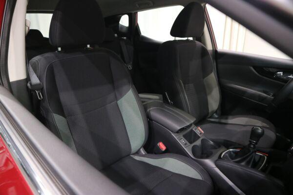 Nissan Qashqai 1,3 Dig-T 140 Acenta billede 13