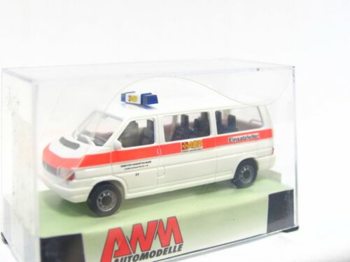 KV5201 AWM 1//87 72240 VW T4 Bus Einsatzleiter ASB Berlin OVP