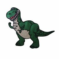 Disney's Toy Story Rex The Dinosaur Figure Embroidered Patch