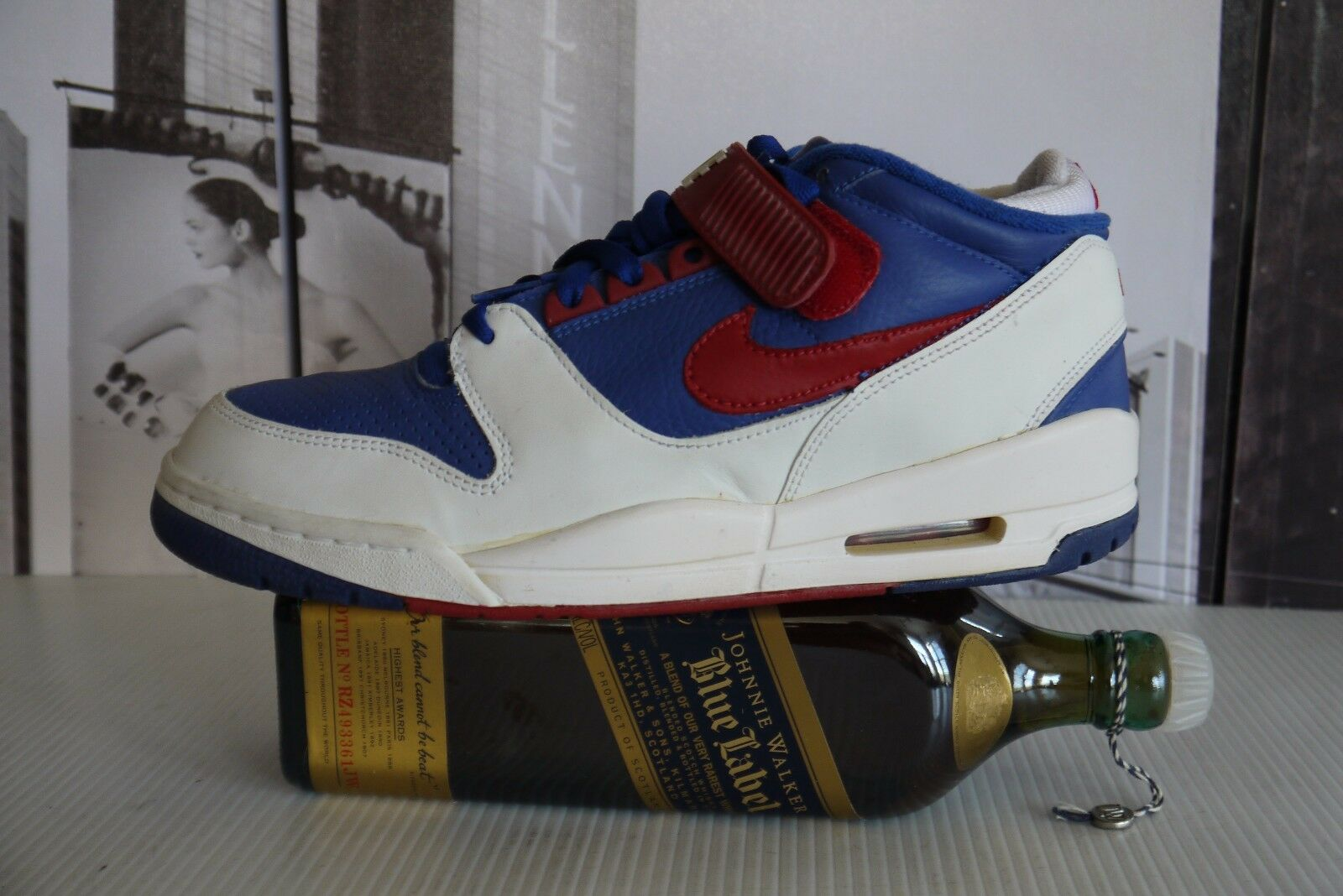 promo code ddbc0 bd8ce 2004 2004 2004 NIKE AIR REVOLUTION MID uomo US 9.5 EU 43 Must Have Leather  9ff466