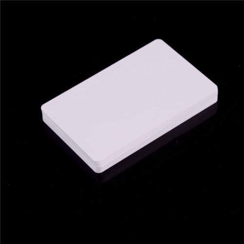10X NTAG215 NFC Card 13.56MHz Smart Cards for All NFC Phone TagMo Switch.US