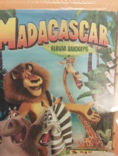 MADAGASCAR X5O LOOSE STICKERS