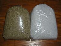 Seed Starting 3- Gallons Each -medium Vermiculite & Coarse Perlite