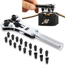 Watch Case Opener Adjustable Screw Back Remover Waterproof Wrench Repair Tools